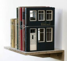 Built Of Books