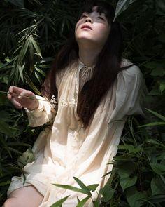 Serena Motola photographed by Hajime Sawatari.