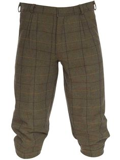 Alan Paine - Rutland Tweed Breeks - Two Side Pockets /Button Secure Back Pocket /Fully Lined With Cotton / Velcro Adjusted Hem. Tweed Shooting Jacket, Tactical Hoodie, Like A Sir, Barbour Mens, William Powell, Leg Cuffs, Adjustable Legs, Hunting Clothes, Country Outfits