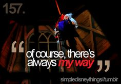 This part always scares me everytime even when i know it's coming..   gotta love Disney though