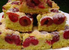 Kevert meggyes – gyors, olcsó és nagyon ízletes!! Romanian Desserts, Romanian Food, Ital Food, Salty Snacks, Hungarian Recipes, Cake Cookies, Sweet Treats, Cheesecake, Deserts