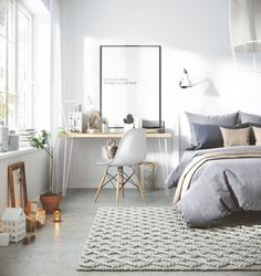 Scandinavian Apartment, Scandinavian Bedroom, Scandinavian Design, Nordic Design, Cozy Apartment, Couples Apartment, Apartment Design, Nordic Bedroom, Scandinavian Fireplace