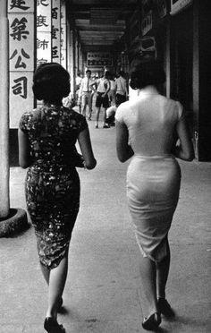 60's hong kong style
