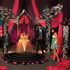 Ideas Masquerade ThemeMasquerade WeddingMasquerade BallProm ThemesSenior PromMasqueradesColumnsMasksWedding Decor