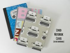 s.o.t.a.k handmade: lined notebook cover {a tutorial}