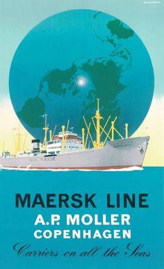Maersk Line ~ Aage Rasmussen