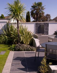 Contemporary Garden near Coast, Dorset designed by Helen Elks-Smith