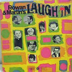 Rowan & Martin - Rowan & Martin's Laugh-In: buy LP, Album at Discogs