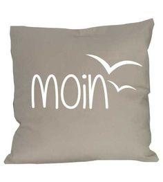 ♥ Kissen und Schriftfarbe sind frei wählbar♥ Kissenhülle aus 100% Baumwolle, mit Reisverschluss♥ Größe 40 x 40 cm, Inklusive...