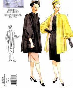 ba3b49bf19b8 This item is unavailable. love this coat sooo much. Renate Hagen · Vintage  Vogue patterns