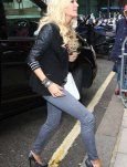 Carrie Underwood at BBC Radio 2