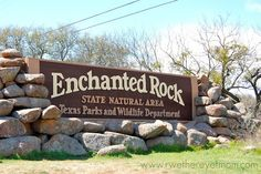 This is a fun place to hike and camp with the family in Central Texas