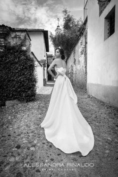 Sabrina http://www.alessandrarinaudo.it/it/ #nicolespose #weddingdress