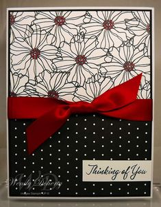HYCCT1505 - Thinking of You by Wdoherty - Cards and Paper Crafts at Splitcoaststampers