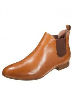 KIOMI - Boots à talons - tan