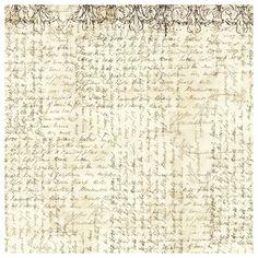 Manuscritos de Papel de arroz Stamperia A4 para decoupage