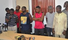 Photo: Police To Charge 30 To Court For Kidnapping Armed Robbery Fake Naira Notes In Imo