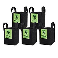 How to grow in grow bags made of breathable fabric. It is the aeration that makes grow bags superior to other container gardening. Soil, water, fertilizing.