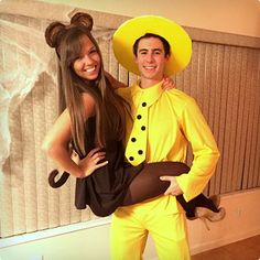 clever halloween costumes Easy Couple Halloween Costume Ideas: 32 Easy Couple Costumes To Copy That Are Perfect For The College Halloween Party - By Sophia Lee Cool Couple Halloween Costumes, Easy Couples Costumes, Cute Halloween Costumes, Halloween Couples, Halloween Halloween, Diy Costumes, Homemade Costumes, Couple Costume Ideas, Pirate Costumes