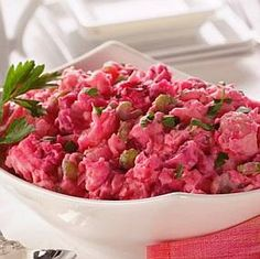 Haitian Potato Salad - Haitian Food - Haitian Food Recipes