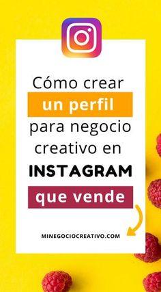 Descubre los mejores trucos para tener un perfil de éxito en Instagram #instagram #negocio #ventas Social Marketing, Marketing Digital, Business Marketing, Business Tips, Online Business, Marketing Ideas, Social Media Tips, Social Networks, Instagram Tips