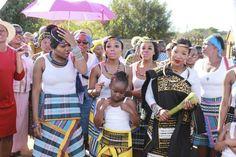 Tswana and Venda Wedding - South African Wedding Blog