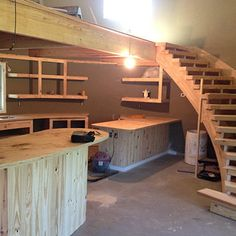Sanders Construction and Remodeling Grain Bins House Slider Best Picture For dream house rooms For Silo House, Tiny House Cabin, Amish House, Shed Interior, Grain Silo, Slider, Dome House, Round House, Small House Plans