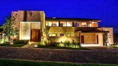 Una casa de piedra mexicana ¡y hermosa! (De Joo Castro Chan)