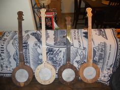 Mountain banjos!!!