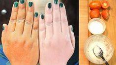Skin Whitening Milky Mask, Tomato Skin Whitening Pack *Shocking Results*