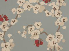 Seraphine Wallpaper Alpine - Rubani Wallpapers : Designer Fabrics & Wallcoverings, Upholstery Fabrics