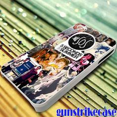 5 Seconds Of Summer Collage for iPhone, iPod, Samsung Galaxy, HTC One, Nexus **