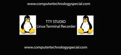 How to Record Your Terminal Session on Linux by using tty studio