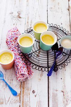 Vanilla Pots de Crème by La Tartine Gourmande