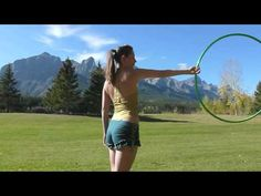 My new project to learn...hoop dance isolation tutorial for the inside out whip with BABZ