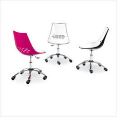Home Office Chairs Calligaris Jam Task Chair Small Office Chair, Adjustable Office Chair, Swivel Office Chair, Home Office Chairs, Office Set, Study Office, Desk Chair, Modern Furniture Online, Affordable Furniture