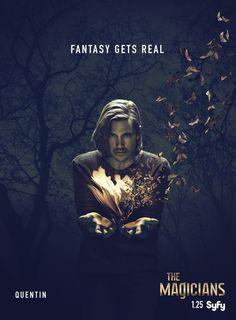 The Magicians Season 2 Poster Jason Ralph