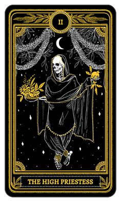 hi i'm amrit brar — The Marigold Tarot Major Arcana: The Fool, The... #tarotcardsdiy