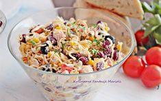 atka z zupek chi? Polish Recipes, Polish Food, Pasta Salad, Potato Salad, Food And Drink, Cooking Recipes, Potatoes, Ethnic Recipes, Yummy Yummy
