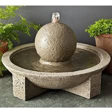 Image result for tabletop water fountains build yourself
