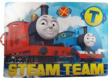 Thomas The Tank Engine STEAM TEAM Dinner Table Place Mat