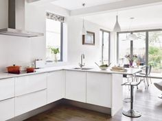 Minimalist Kitchen Designs : A brief look into today's trend in kitchens   Ideas   PaperToStone