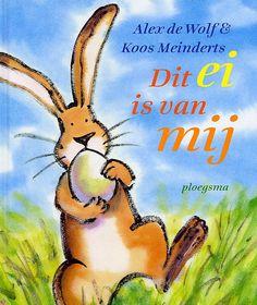 Alex de Wolf - Dit ei is van mij