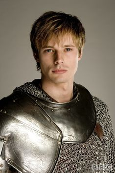 Prince Arthur Pendragon on Merlin (BBC), played by Bradley James  -  so cute, awesome show!