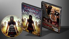 Campo Dos Mortos - Capa | VITRINE - Galeria De Capas - Designer Covers Custom | Capas & Labels Customizados