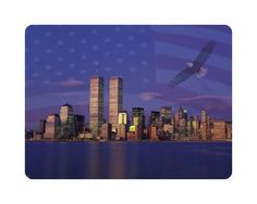 """This is a 9.25"""" x 7.75"""" rectangular mouse pad. It is 1/4 inch thick, NOT the cheap 1/8 inch ones around which warp and peel. This is high quality mouse pad, it will last for years and it is washable."""