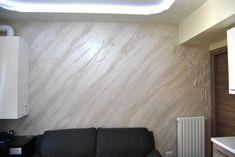 Istinto Pietra Spaccata Graesan. Pietra Zen, Muro Naturale, Stucco a calce