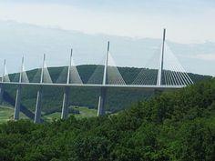 Masterpiece ! Millau bridge.