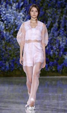 Dior primavera/verão 2016 BENOIT TESSIER / REUTERS