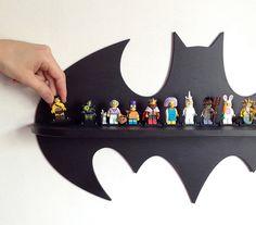 Prateleira do Batman 60cm FRETE GRÁTIS